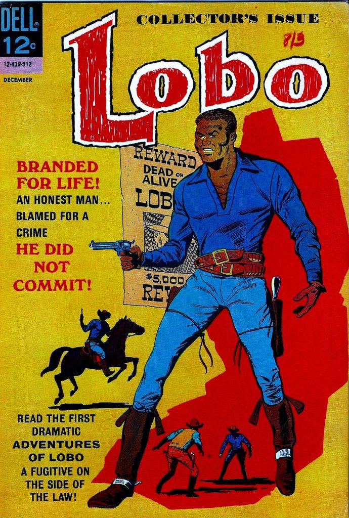 Lobo #1 Dell Comics